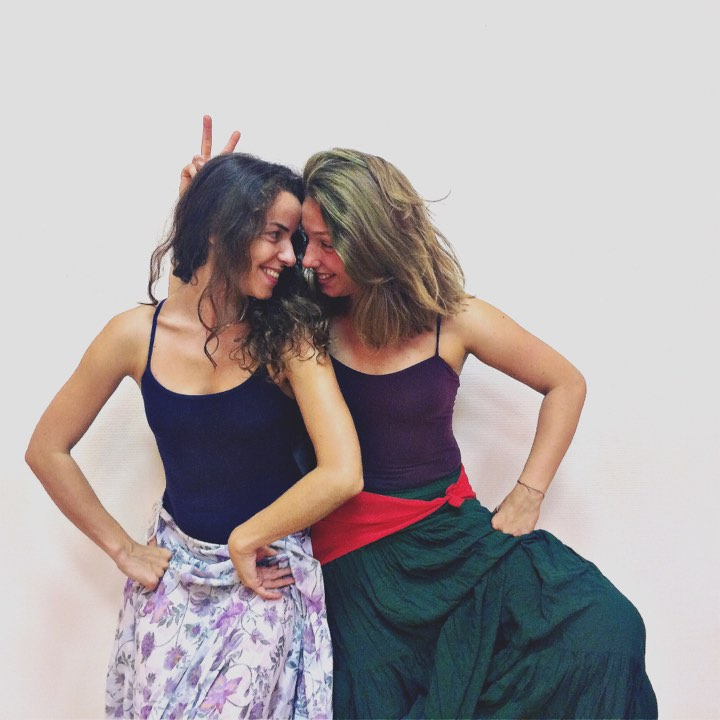 Дарья и Марина